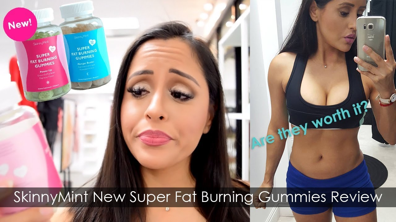 fat burning gummies skinymint review kiire kaalulangus reied